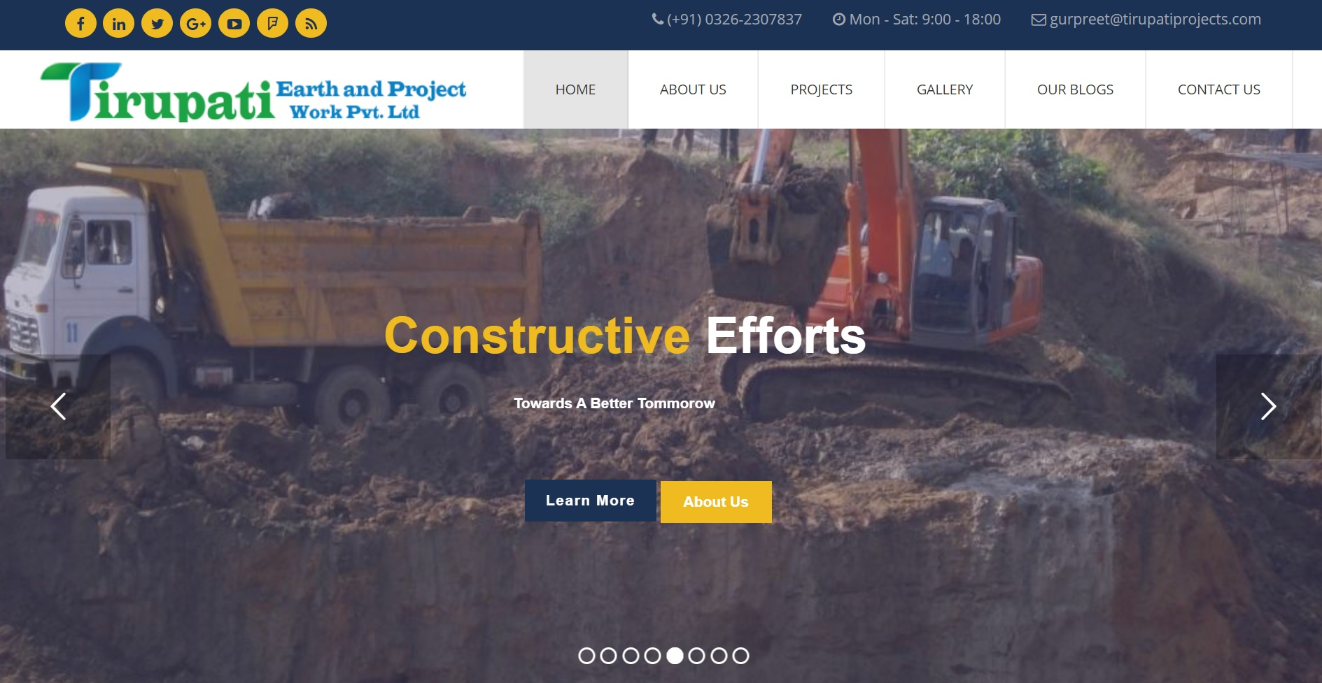 tirupatiprojects.com